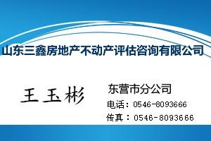 山东三鑫房地产评估咨询有限公司raybet欧洲分公司